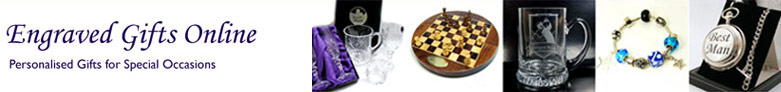 Personalised Engraved Gifts Online