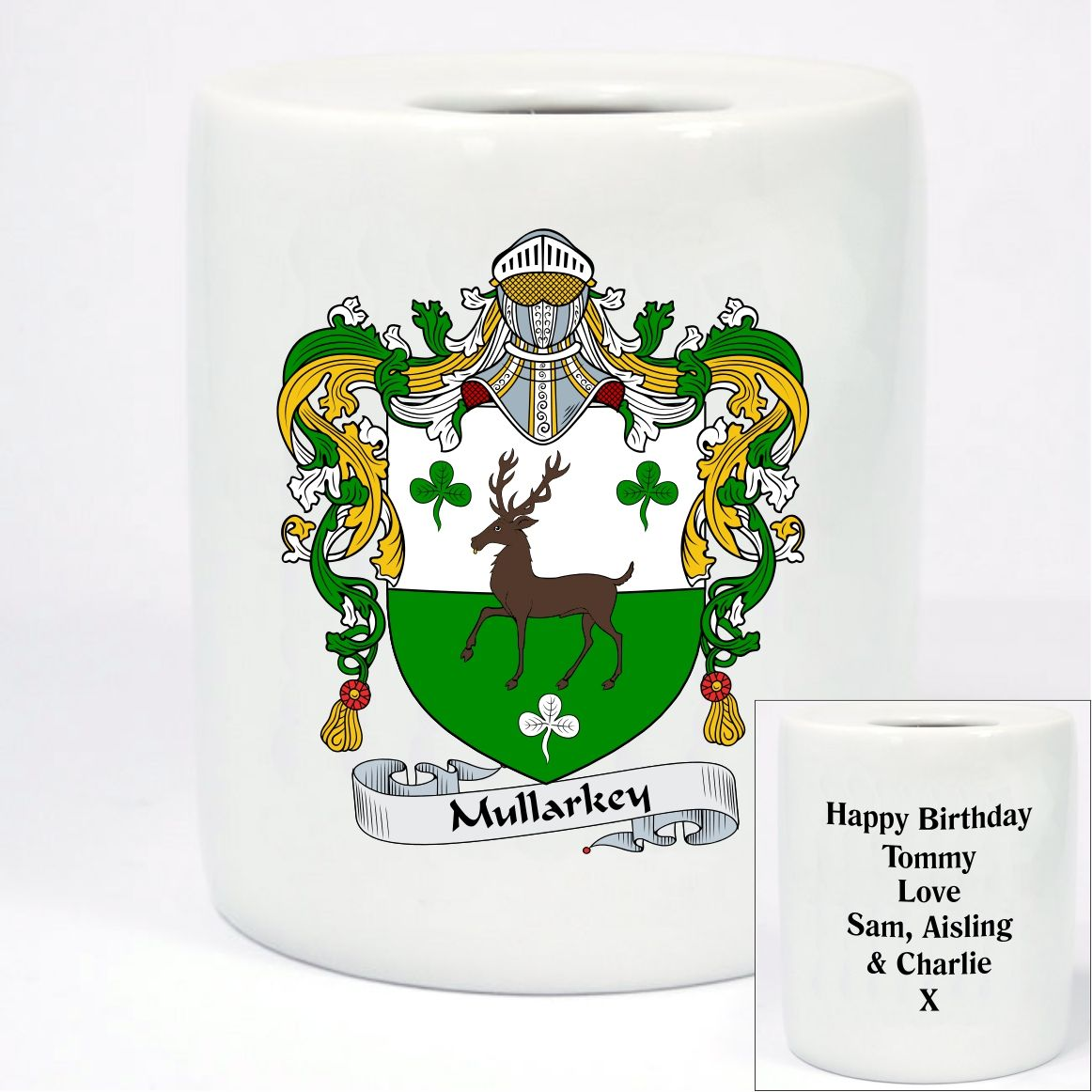 ROYAL AIR FORCE 145  SQUADRON BEER STEIN